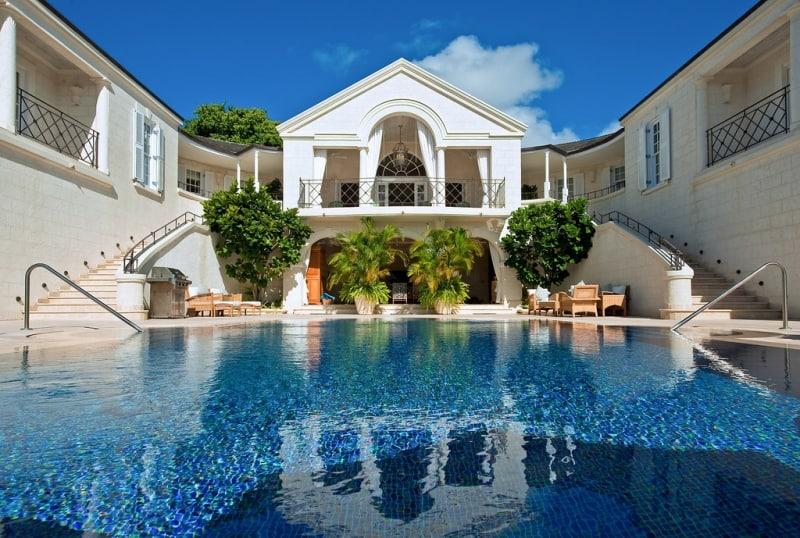 The Top Luxury Villas in Barbados
