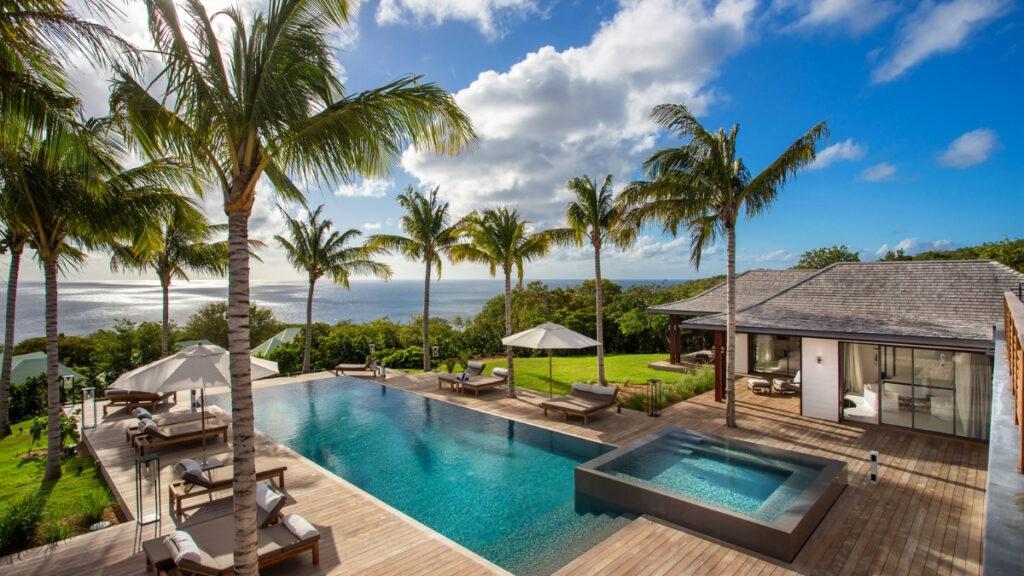 Luxury Villa in St. Barts