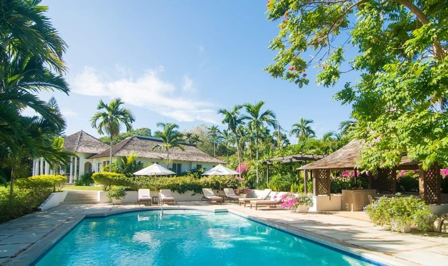 Luxury Spa Villas