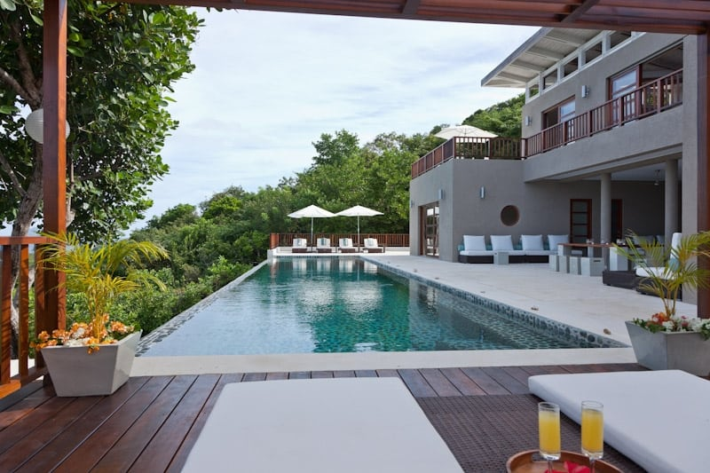 5 Contemporary Luxury Villas