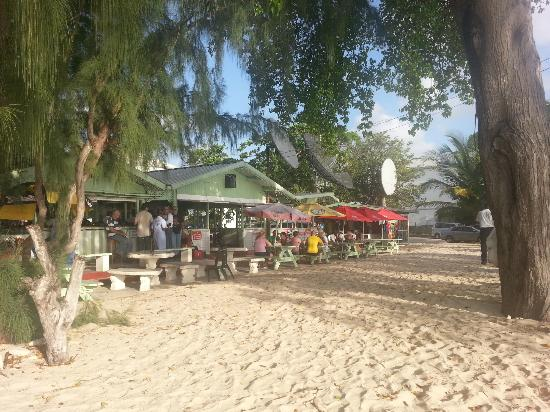 The Best Beach Bars in Barabdos