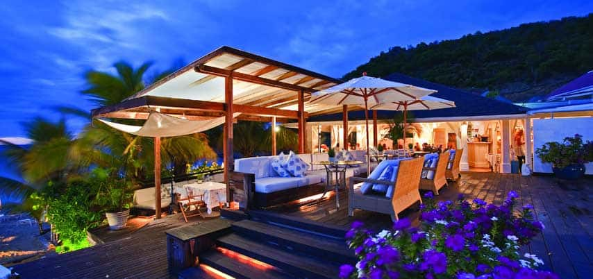 Dining Out: The Best St Barts Restaurants | Rental Escapes