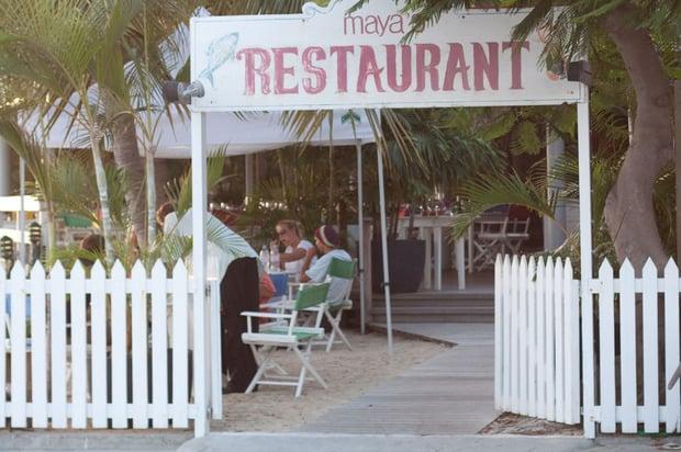 St Barts Restaurants