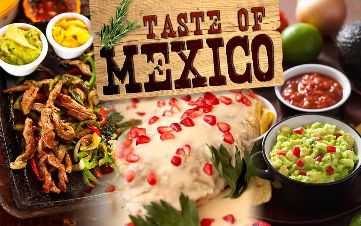 Deliciously Authentic Mexican Recipes