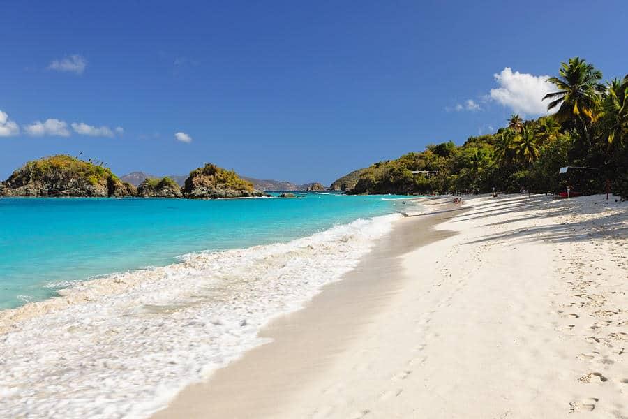 Best Snorkeling Beach In St John