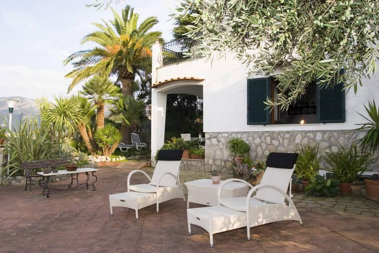 romantic luxury villas