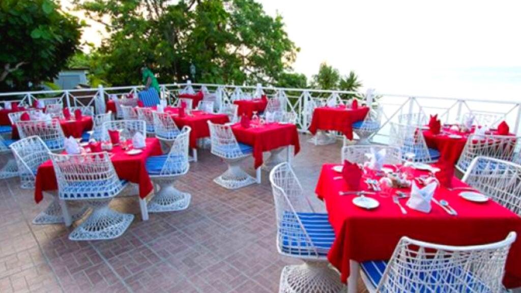 Almond Tree Restaurant Jamaica