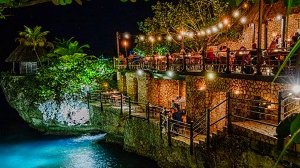Rockhouse restaurant jamaica