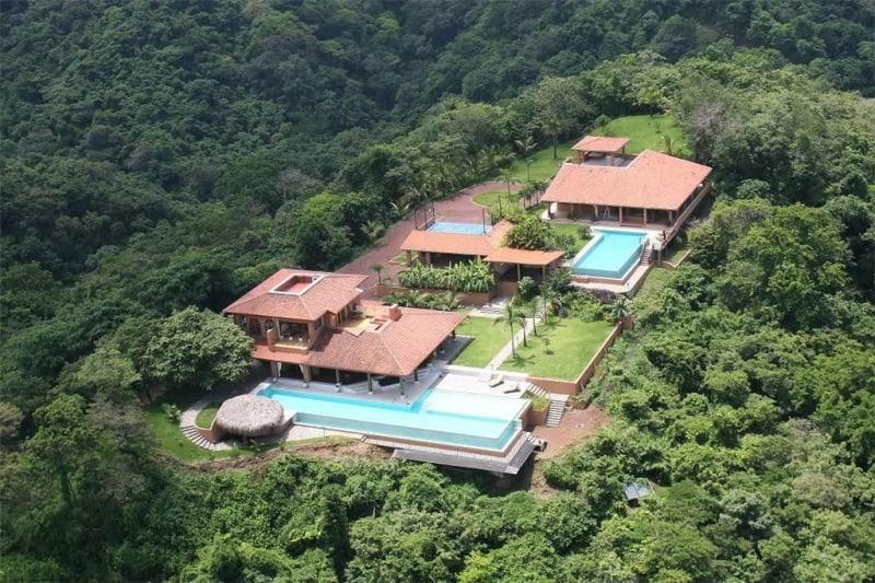 Casa and Villa at Finca Nosara