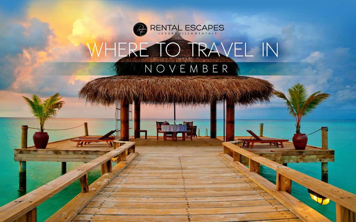 November Travel Destinations