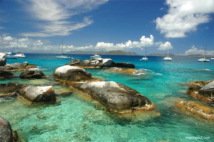 The Best Caribbean Beaches
