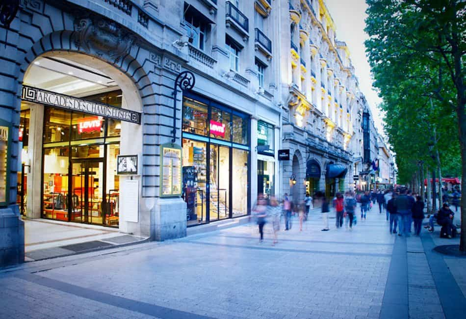 best shopping cities