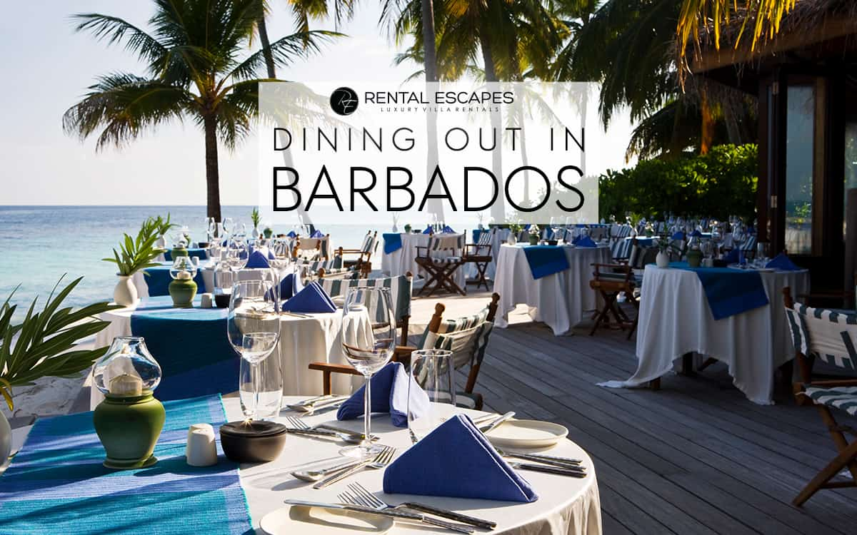 The Best Barbados Restaurants