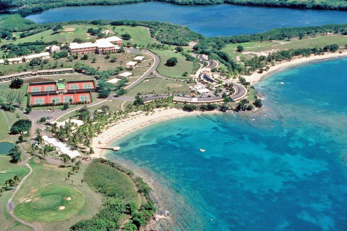 Buccaneer Golf Course Us Virgin Islands