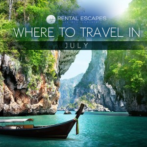 travel in july