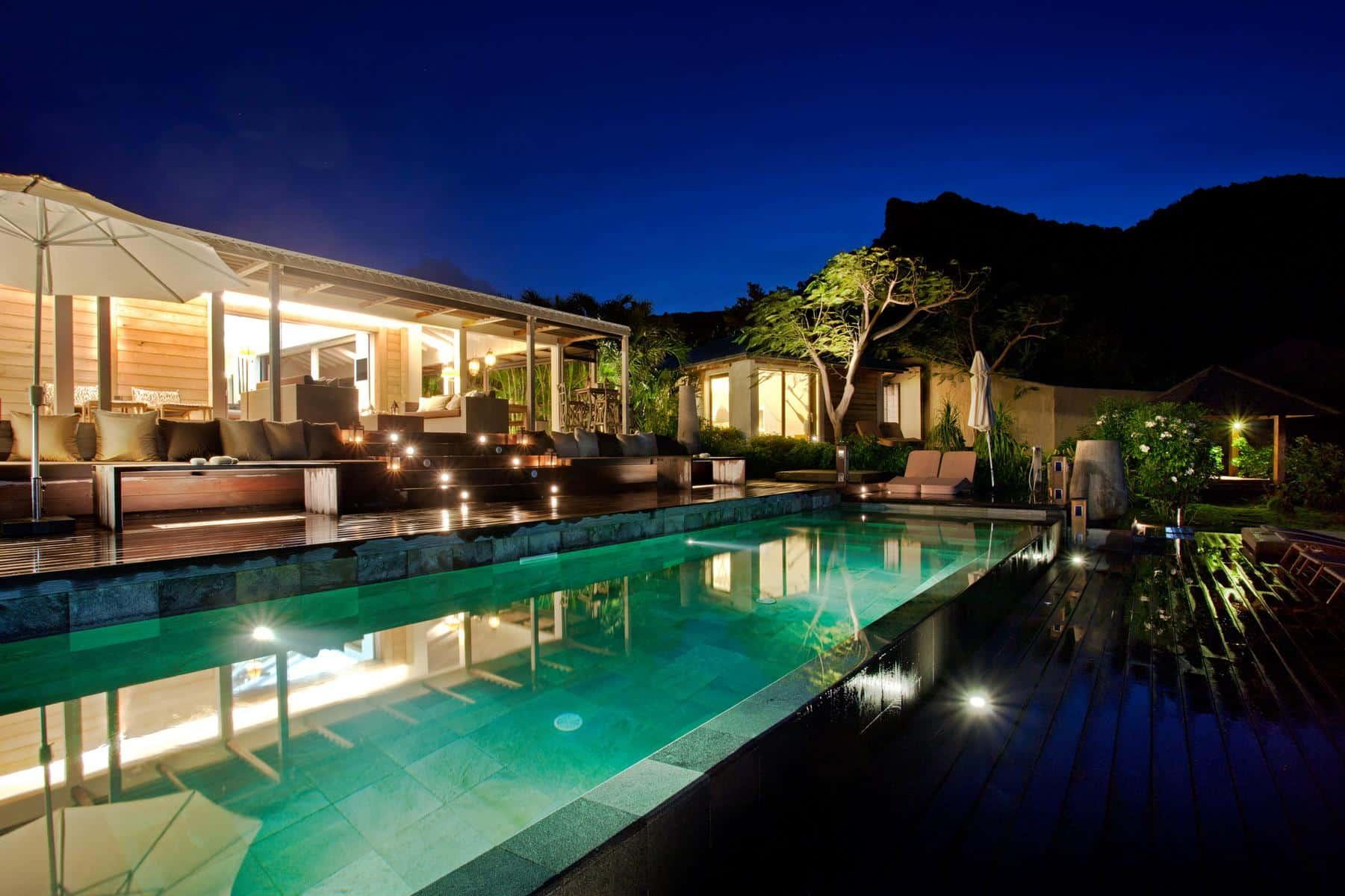 villas in st. bart's