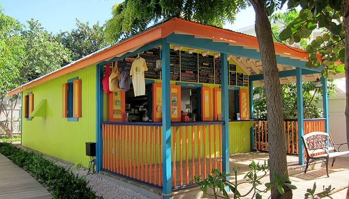 Sandbar Restaurant Anguilla Menu