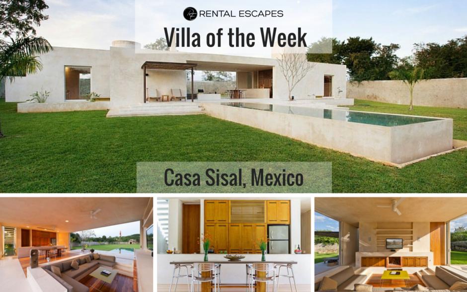 Casa Sisal Mexico