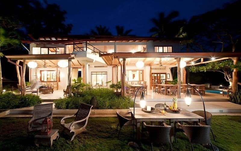 Villa of the week tierra magnifica costa rica rental for Costa rica luxury villa