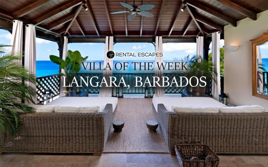 Langara Barbados Luxury Villa