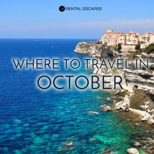 October Villa Destinations