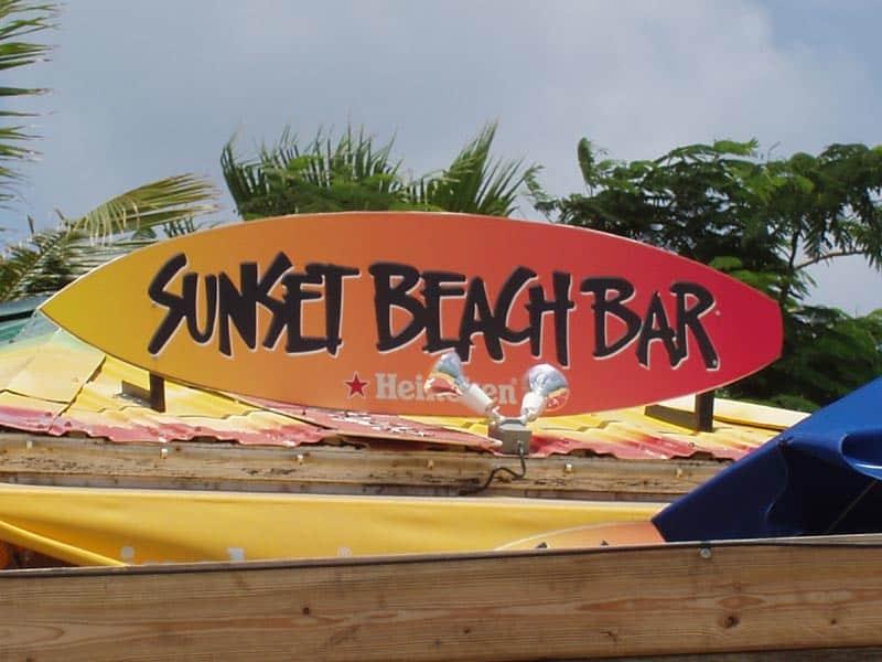 best beach bars in st. martin