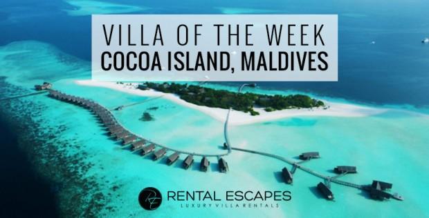 Cocoa Island Maldives Villa