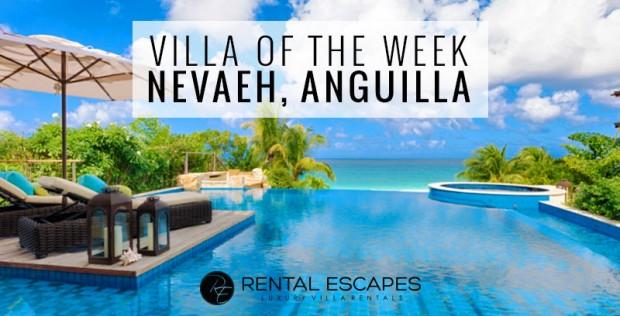 Nevaeh Anguilla Villa