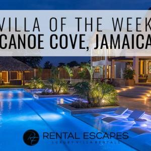 Canoe Cove Jamaica Villa
