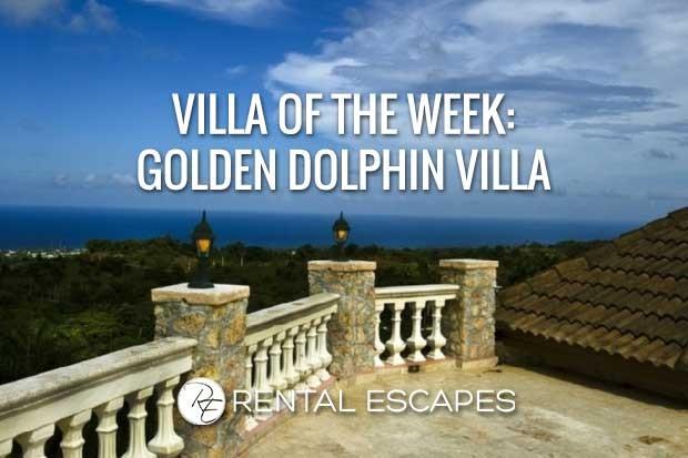 Golden Dolphin Villa
