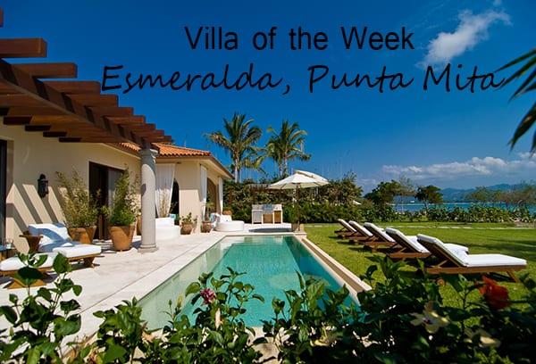 Esmeralda Punta Mita Luxury Villa