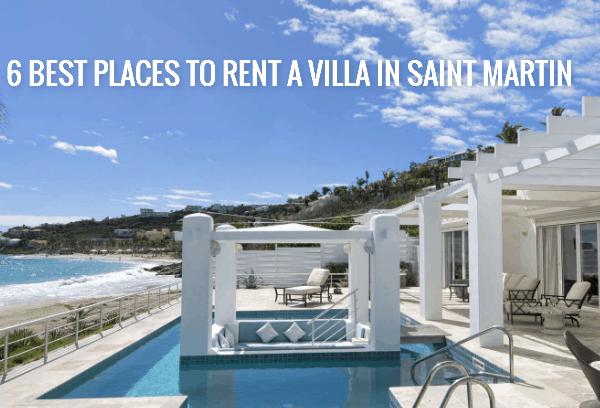 St. Martin Villa Rental