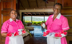 Knockando villa staff, Round HIll, Montego Bay, Jamaica