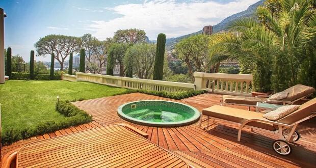 Villa Grace, Monaco - Most Expensive Villas