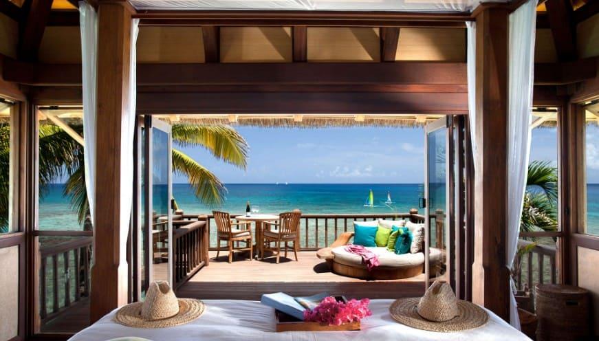 necker island bedroom oceanview