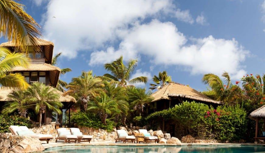 Necker Island Balinese Villas
