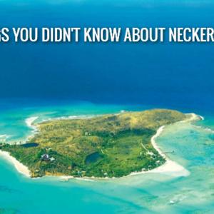 Necker Island Luxury Vacation