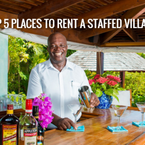 Rent a Satffed Luxury Villa