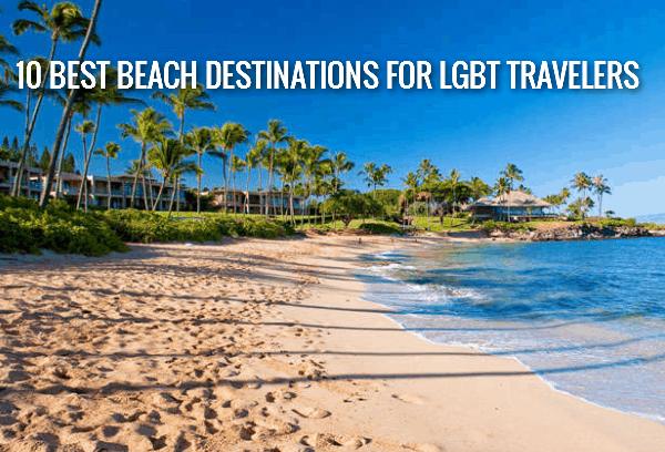 LGBT Beach Travel Destination