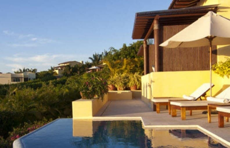 last minute villas for the holidays punta mita