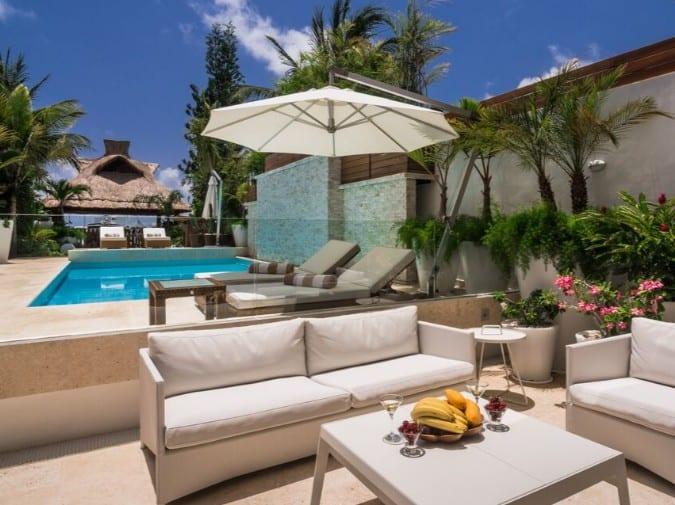 shoulder season villa deals cancun mayan riviera