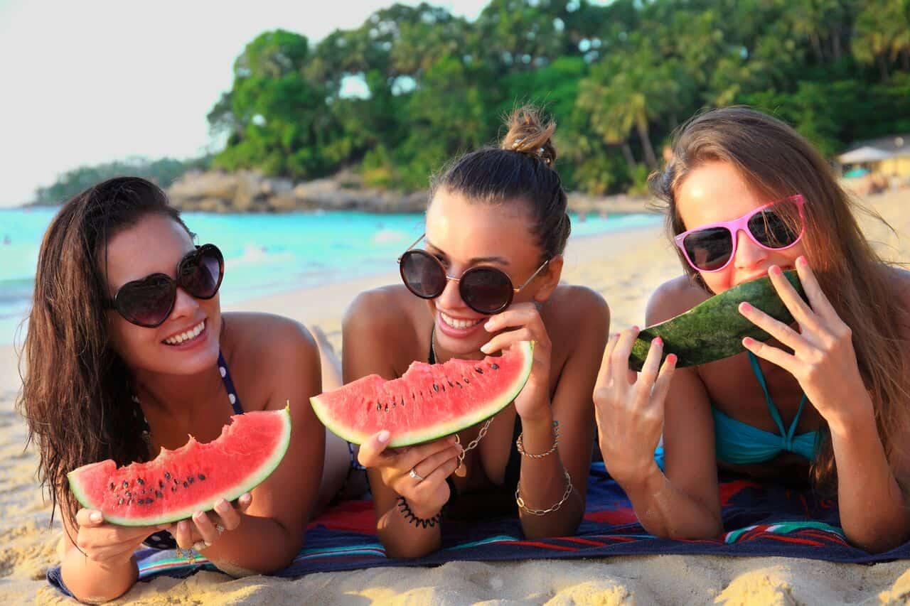 luxeFIT Barbados girls