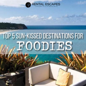 Destination for Foodies