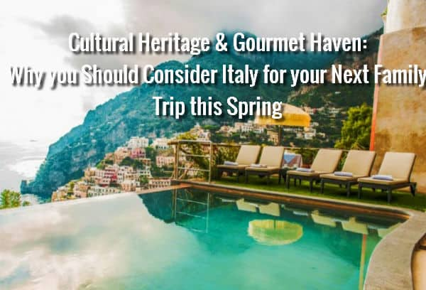 Italy Vacation Tips