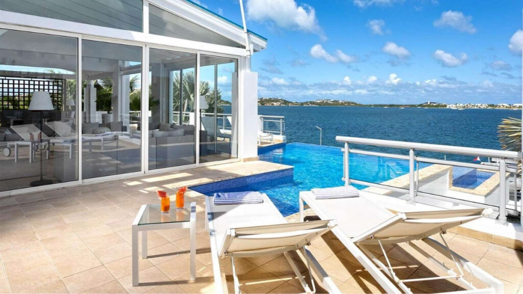Villa Allegra - Near best beach Mullet Bay Beach in Saint Martin
