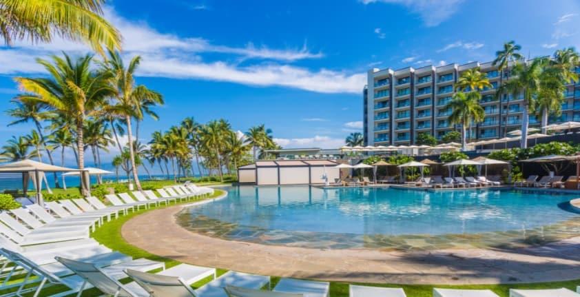 honeymoon in Maui hotel