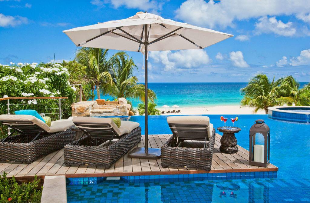 Luxury villa rentals caribbean - Anguilla - Longbay - Villa Nevaeh