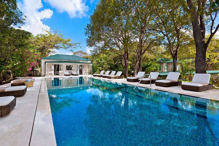 Luxury villa rentals caribbean - Barbados - St james - The garden - Crystal Springs