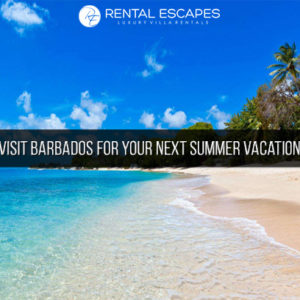 Barbados Villa Rental