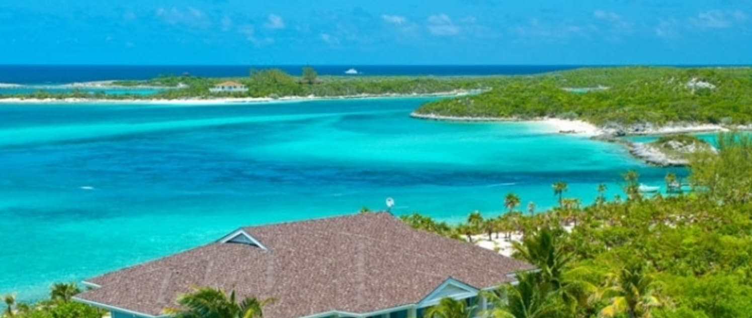 top beacfront villas bahamas